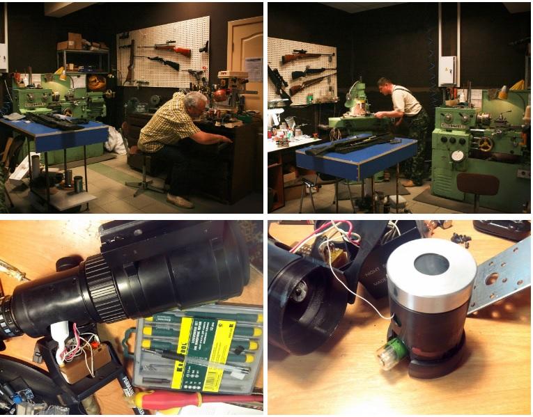 мастерская по ремонту тепловизоров
