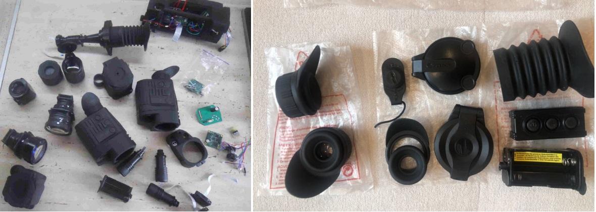 фото до и после ремонта тепловизора
